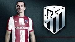 Griezmann quay lại Atletico theo dạng cho mượn