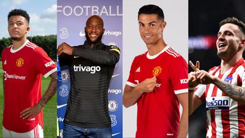Ronaldo và Lukaku góp mặt ở đội hình tân binh nổi bật nhất NHA mùa 2021/22