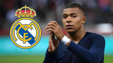 PSG từ chối bán Mbappe cho Real Madrid với giá 220 triệu euro