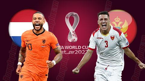 Nhận định bóng đá Hà Lan vs Montenegero, 01h45 ngày 05/09: Tuy-líp khoe sắc