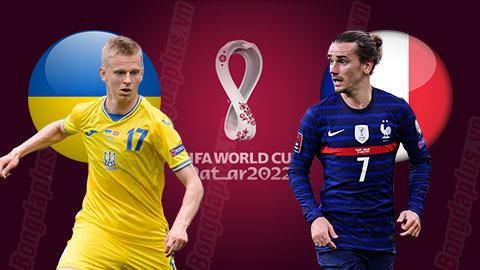 Nhận định bóng đá Ukraine vs Pháp, 01h45 ngày 5/9: Cẩn thận lại vấp ngã!