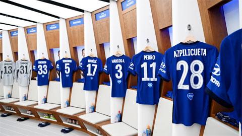 """Số 7 của Ronaldo và luật """"bất thành văn"""" về số áo trong bóng đá"""