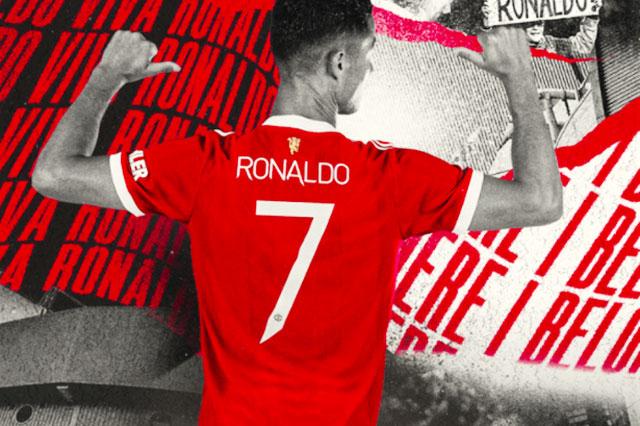 Áo số 7 đã trở thành biểu tượng cho những ngôi sao tấn công tại Old Trafford qua nhiều thời kỳ như trường hợp của Cristiano Ronaldo
