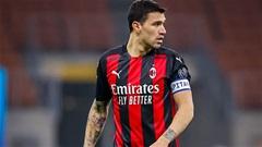 Milan khó xử vì Romagnoli quá… mẫu mực!
