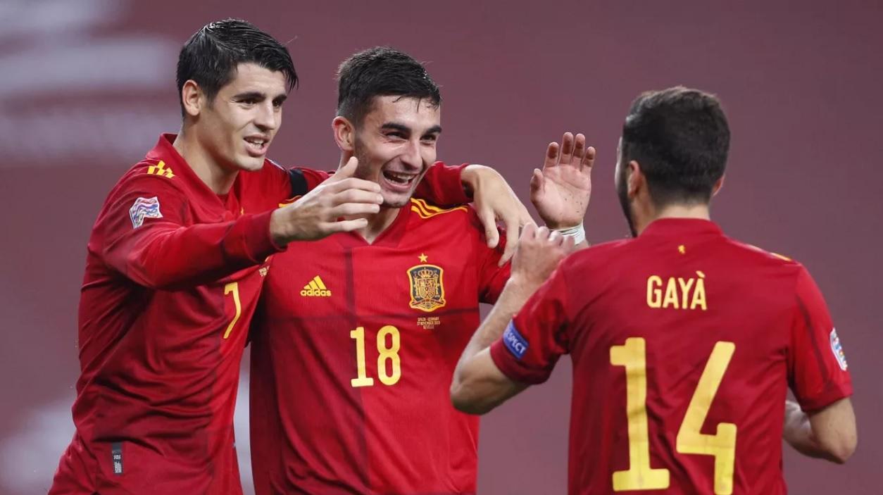 Tây Ban Nha sẽ trở lại đường ray chiến thắng trước Georgia