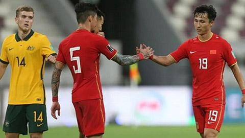"""Truyền thông Trung Quốc """"vùi dập"""" đội nhà tơi tả sau trận thua Australia"""