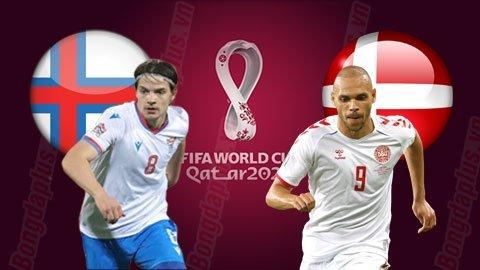 Nhận định bóng đá Đảo Faroe vs Đan Mạch, 01h45 ngày 05/09
