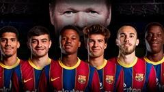 Barcelona sẽ đứng dậy từ đống tro tàn nhờ cảm hứng La Masia