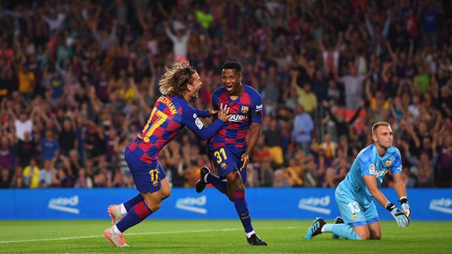 Sự trở lại của Fati là rất quan trọng với Barca ở mùa giải 2021/22