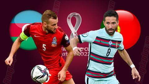 Nhận định bóng đá Azerbaijan vs Bồ Đào Nha, 23h00 ngày 7/9: Quyết thắng vì ngôi đầu