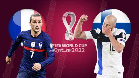 Nhận định bóng đá Pháp vs Phần Lan, 01h45 ngày 8/9: Không thể sảy chân thêm lần nữa!