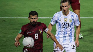Tuyển thủ Argentina bị cáo buộc vi phạm các quy tắc kiểm dịch