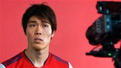 Tân binh Arsenal của ĐT Nhật Bản tuyến bố sẽ đánh bại Trung Quốc