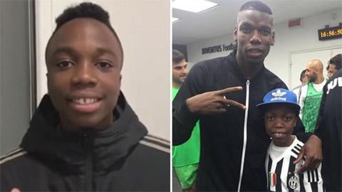Tài năng trẻ từng được Pogba khen ngợi đã qua đời ở tuổi 17