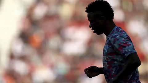 Vinicius thăng tiến ở Real: Sẵn sàng thành đối tác của Mbappe