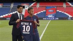 PSG tiêu tốn gần nửa tỷ euro cho Neymar