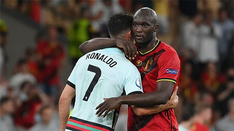 Lukaku: 'Đừng so sánh tôi với Ronaldo'