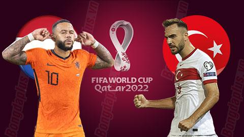 Nhận định bóng đá Hà Lan vs Thổ Nhĩ Kỳ, 01h45 ngày 8/9: Nắm quyền tự quyết