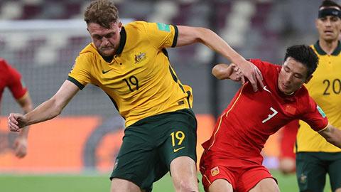 Trung vệ cao 1m98 của ĐT Australia xem nhẹ tuyển Việt Nam