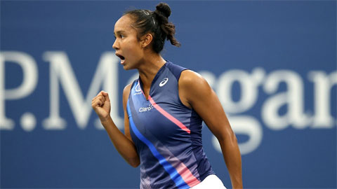 Tay vợt tuổi teen hạ nhà vô địch Grand Slam ở vòng bốn US Open 2021