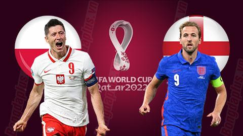 Nhận định bóng đá Ba Lan vs Anh, 01h45 ngày 9/9: Tam sư tiến dài tới World Cup