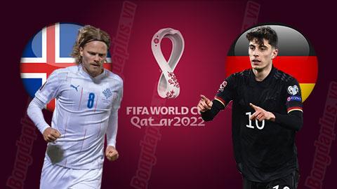 Nhận định bóng đá Iceland vs Đức, 01h45 ngày 9/9: Trên đà hưng phấn