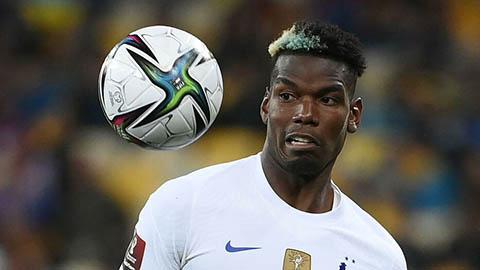 Paul Pogba: 'Pháp không còn là đội tuyển mạnh nhất thế giới'