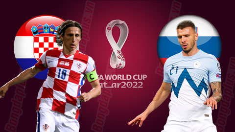 Nhận định bóng đá Croatia vs Slovenia, 01h45 ngày 8/9