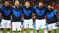 ĐT Italia phá kỷ lục bất bại dài nhất của Brazil và Tây Ban Nha