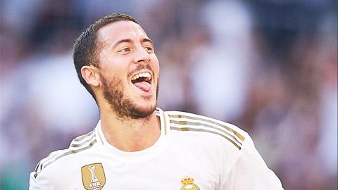 Hàng công của Real Madrid vẫn rất mạnh dù 'vồ hụt' Mbappe