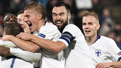 Trận cầu vàng:  Phần Lan thắng kèo châu Á, Hà Lan thắng kèo phạt góc