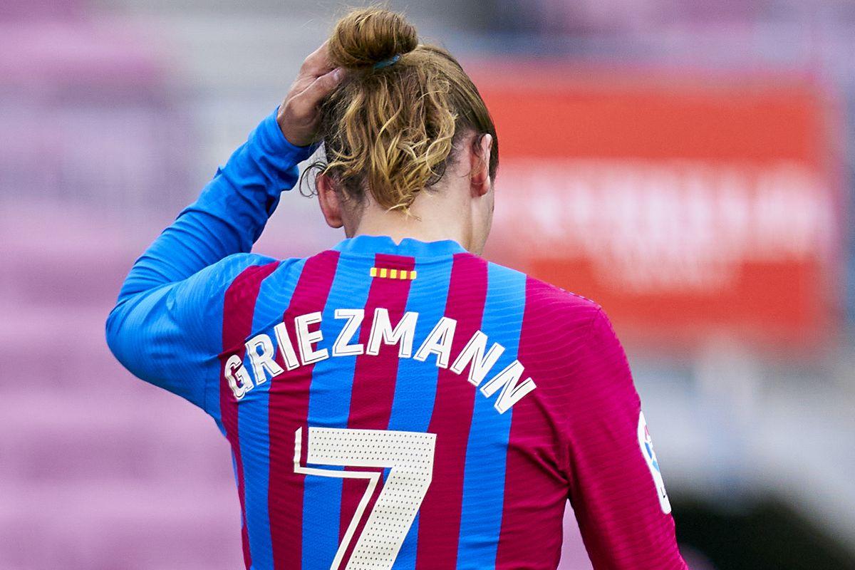 Griezmann vẫn gây thất vọng dù ghi được 35 bàn sau trong 2 năm thi đấu cho Barca