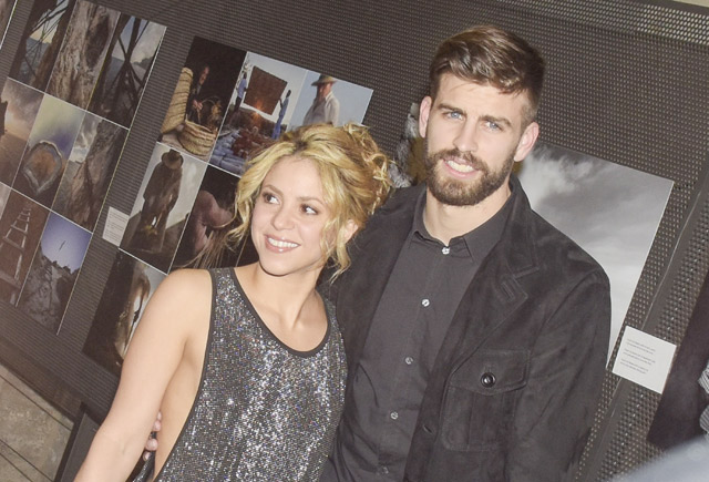 Shakira và Pique công khai hẹn hò vào năm 2011