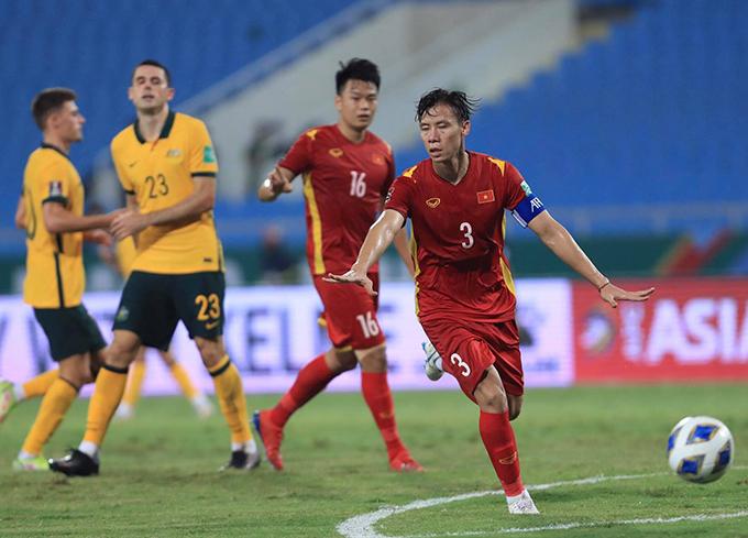 ĐT Việt Nam vẫn đáng khen ngợi dù thua Australia