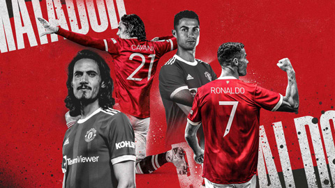 Đội hình dự kiến Man United vs Newcastle: Cavani đá chính, Ronaldo dự bị