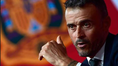 """Luis Enrique: """"Tây Ban Nha đang nắm quyền tự quyết cơ hội dự World Cup 2022"""""""