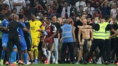 Trận Nice - Marseille sẽ đá lại trên sân trung lập không khán giả