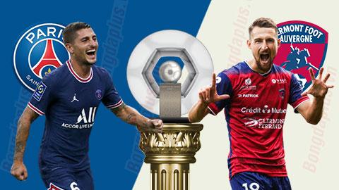 Nhận định bóng đá PSG vs Clermont, 22h00 ngày 11/9: Vạch trần 'hiện tượng'