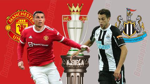 Nhận định bóng đá Man United vs Newcastle, 21h00 ngày 11/9: Ronaldo hay không Ronaldo, vẫn thắng!