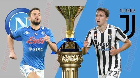 Nhận định bóng đá Napoli vs Juventus, 23h00 ngày 11/9: Chiến thắng đầu tiên thời hậu Ronaldo