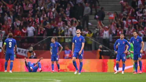 Điểm nhấn Ba Lan 1-1 Anh: Southgate với những quyết định gây sốc
