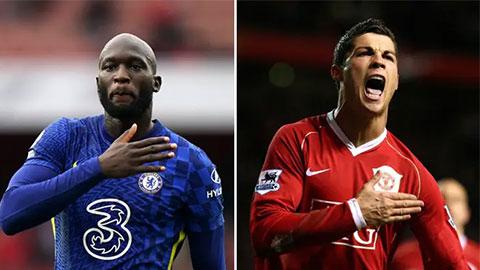 'Lukaku sẽ vượt Ronaldo về số bàn thắng ở mùa này'