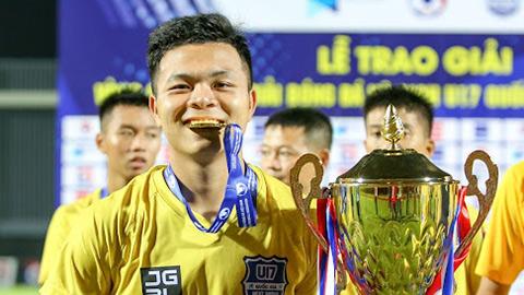 2 cầu thủ Việt Nam vào danh sách sao mai của Football Manager 2022