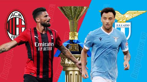 Nhận định bóng đá Milan vs Lazio, 23h00 ngày 12/09: Hạ bệ Lazio