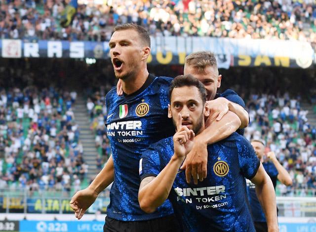 Các cầu thủ Inter sẽ giành chiến thắng để tặng ông thầy Simone Inzaghi