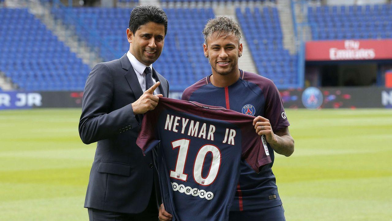 Sự xuất hiện của Neymar Hè 2017 thay đổi mọi thứ tại PSG