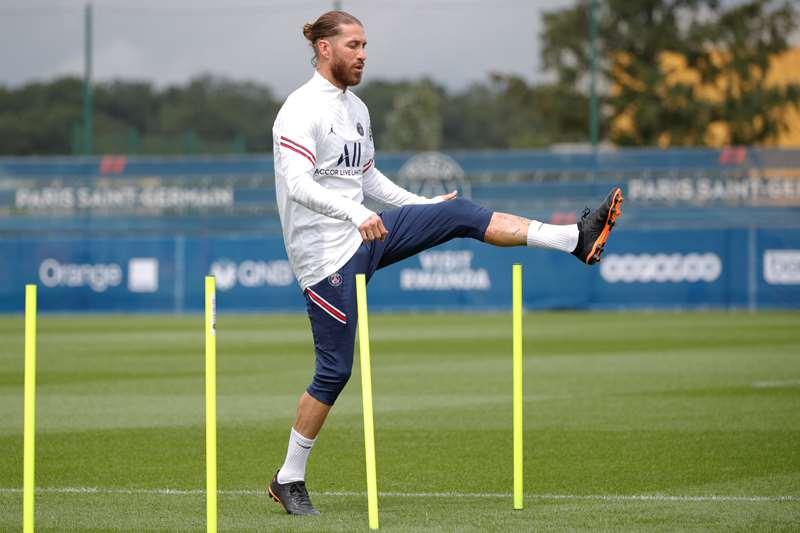 Ramos vẫn vật lộn với chấn thương bắp chân trái và chưa biết khi nào ra mắt PSG