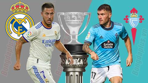 Nhận định bóng đá  Real Madrid vs Celta Vigo, 02h00 ngày 13/09:  Vẫn có quà cho tân binh