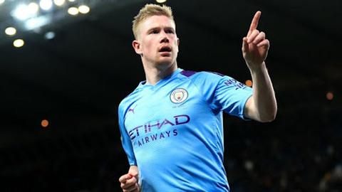 Man City đón viện binh khủng cho màn đại chiến Leicester