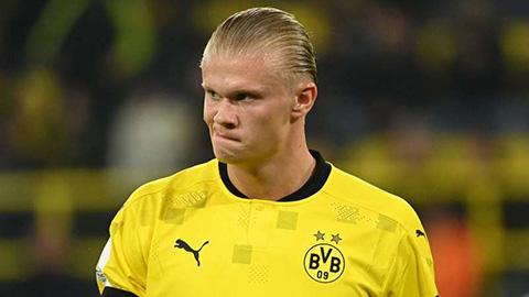 Sếp Juventus tiếc vì chiêu mộ hụt Haaland